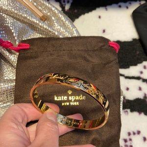 Kate spade bride bracelet